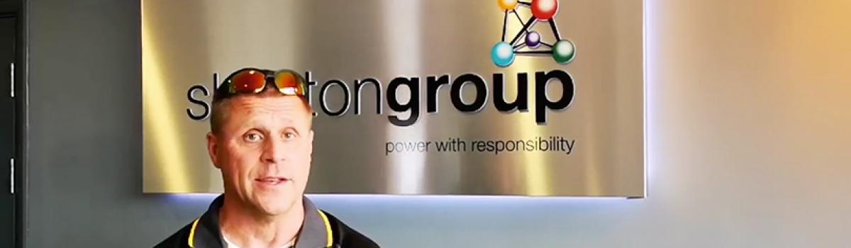 shentongroup Welcomes Back Generator Mechanical Engineer Andy Ralph
