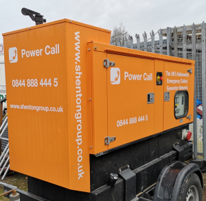 Power Call Emergency Generator Service