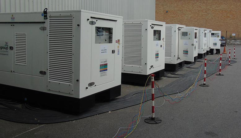Generator Rental and Generator Hire