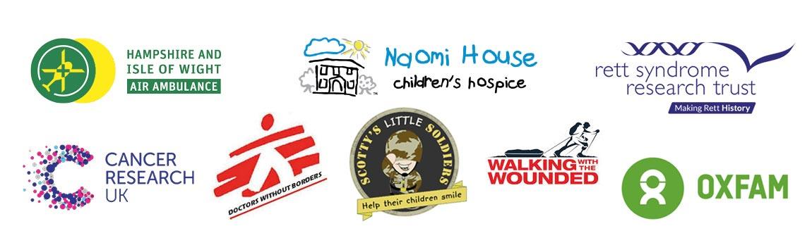 2014 charities