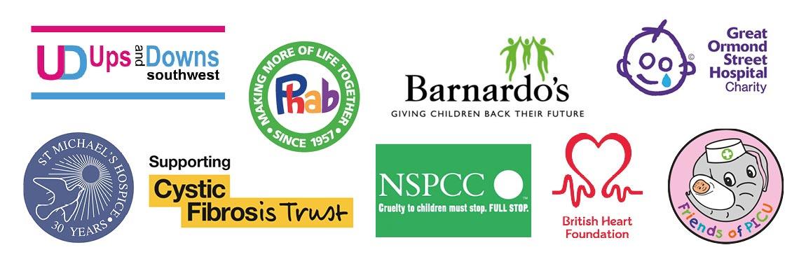 2015 charities
