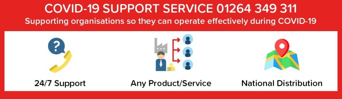 COVID-19 SUPPORT SERVICE