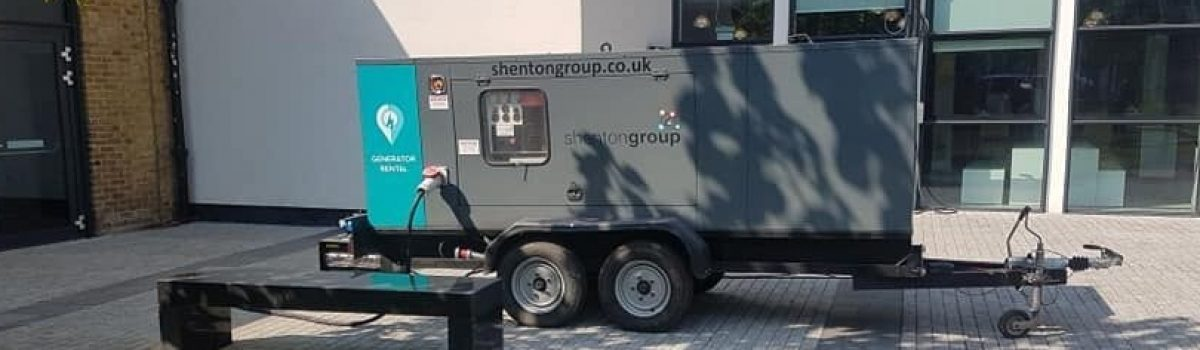 How to Choose a Temporary Power Generator Provider