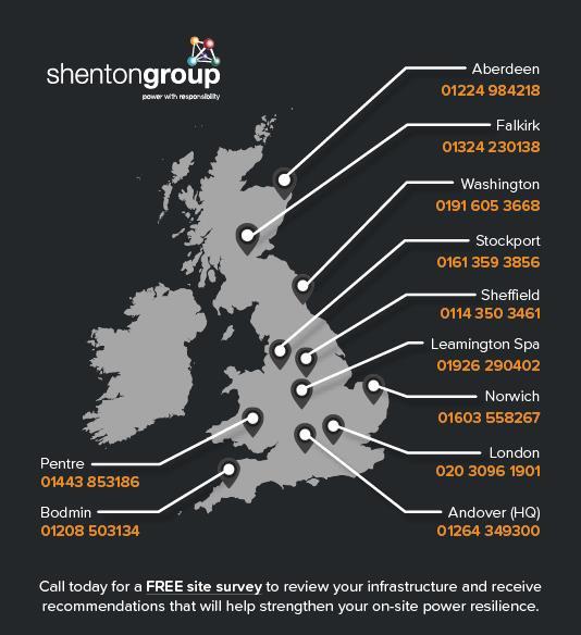 Shenton Group Locations