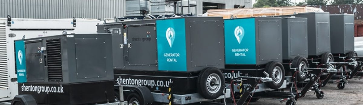 A Guide to Generator Hire