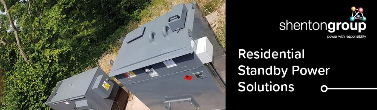 Home Backup Generators – Standby Power for Residential Property
