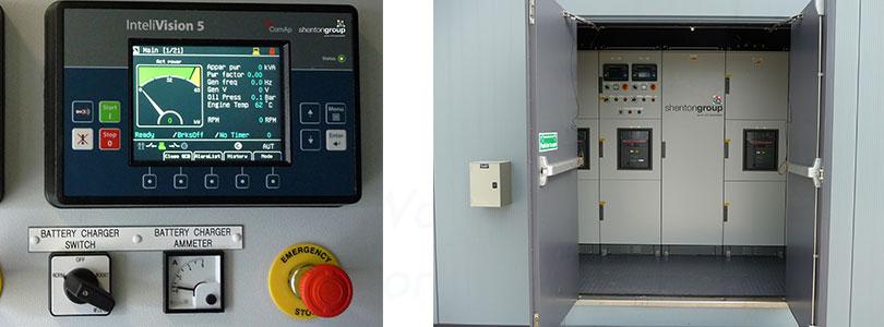 Low Voltage Switchgear Equipment