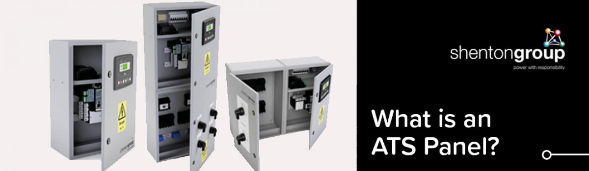 What is an ATS panel? (Automatic Transfer Switch)