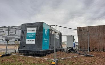Shenton Group Generator Hire